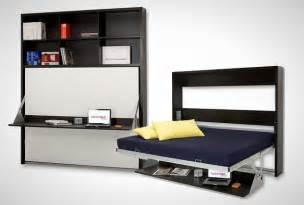 Murphy Bed Into Desk 10 Murphy Beds That Maximize Small Spaces Brit Co