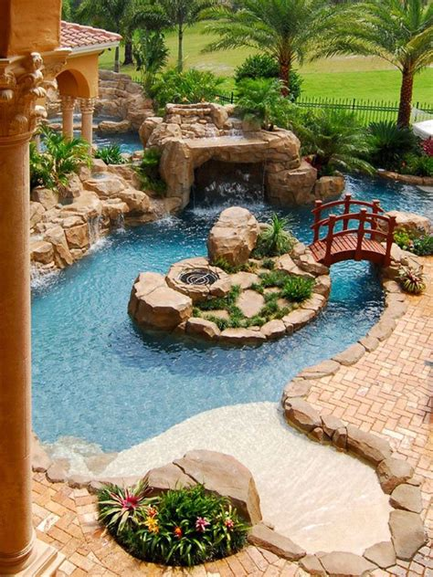 beautiful backyard 30 beautiful backyard ponds and water garden ideas