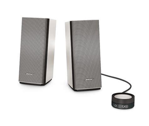 Bose Companion 20 Multimedia bose musicmonitor computer speaker system blacksilver