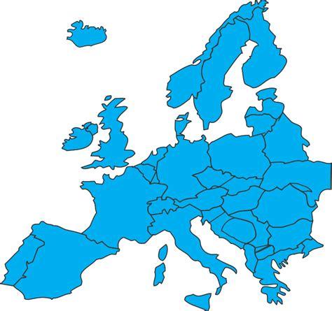 vector europe map european map free vector 4vector