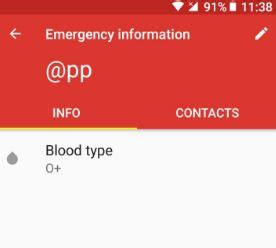 android pattern emergency call how to add emergency information to android oreo lock screen
