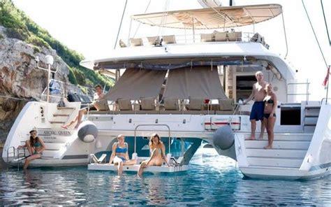 catamaran hire in turkey catamaran arctic queen charter world yachting holidays