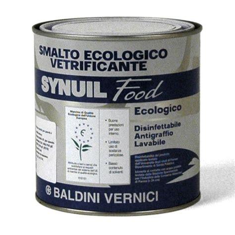 vernici per alimenti baldini vernici synuil food vetrificante ecologico