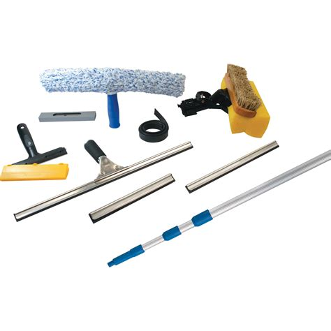 cleaning tool ettore universal window cleaning kit model 2510