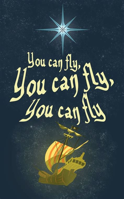 you can fly peter pan party pinterest disney