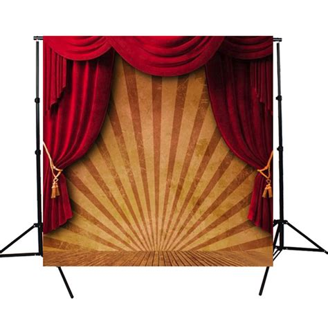 cheap stage curtains popular red stage curtains buy cheap red stage curtains