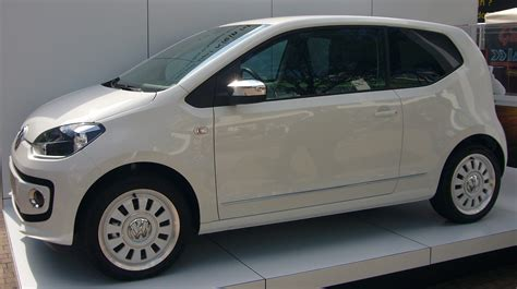 volkswagen up white file volkswagen up white side jpg wikimedia commons