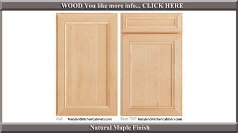 Kitchen Cabinet Door Finishes 750 Maple Cabinet Door Styles And Finishes Maryland Kitchen Cabinets Discount Kitchen