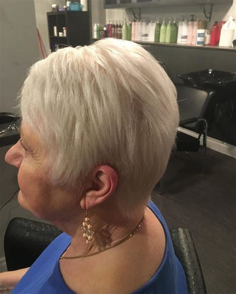 pixie maintenance 32 flattering short haircuts for older women in 2018