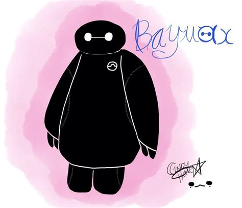 baymax wallpaper black and white black baymax by cindypp0 on deviantart