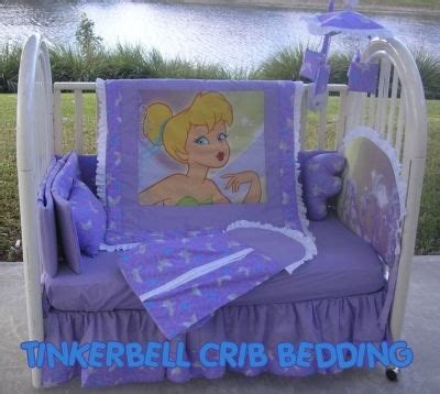 Tinkerbell Crib Bedding Tinkerbell Crib Bedding Set Decorate My House