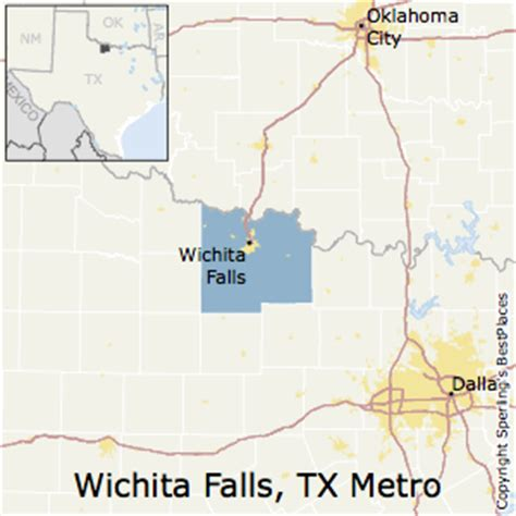 wichita texas map best places to live in wichita falls metro area texas