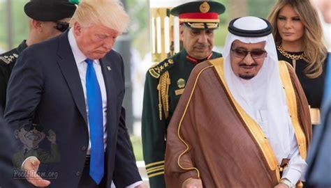 donald trump dukung israel palestina tuding arab saudi dukung trump serahkan