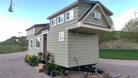 mini house tiny house town the 200 sq ft family tiny home