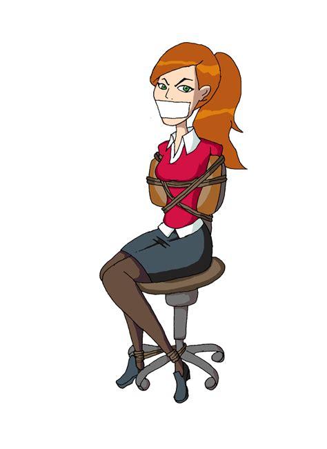 Chair Bound by Chair Bound Gwen Alternate By Reddumpster On Deviantart