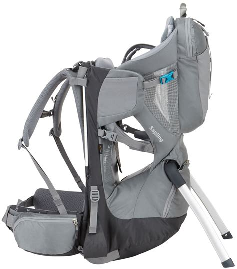 carrier for hiking thule sapling child carrier backpack for hiking gray thule luggage th210202