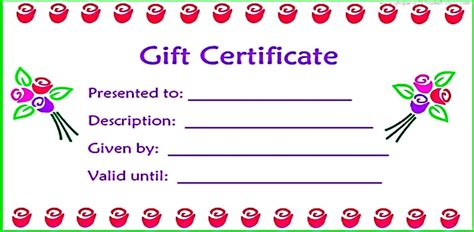 printable gift certificate 28 cool printable gift certificates kitty baby love