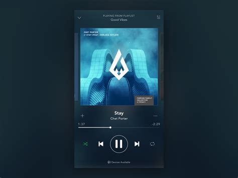 spotify mobile player mobile wireframe prototyping templates gui kits free