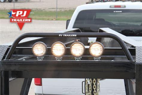 pj trailers bolt on light bar