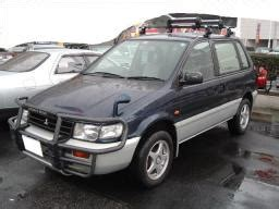 buy car manuals 1995 mitsubishi rvr electronic toll collection mitsubishi rvr sports gear 1995 used for sale
