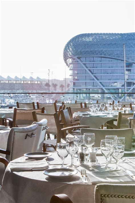 favourite activities for holidaymakers visiting yas island cipriani yas island in abu dhabi the luxe diary review