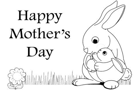 happy mothers day coloring page happy mothers day coloring pages and print for free