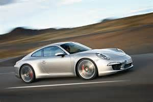 Porsche Types Photo Exterieur Porsche 911 Type 991