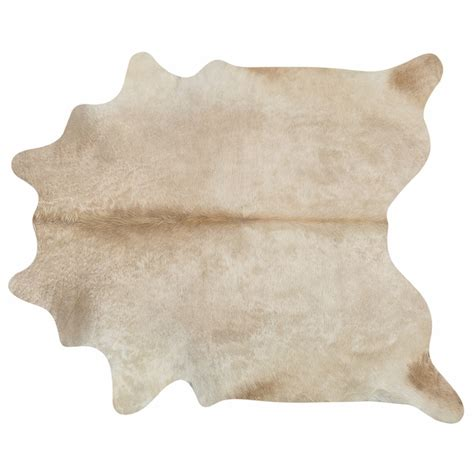 cowhide rug overstock chagne cowhide rug overstock