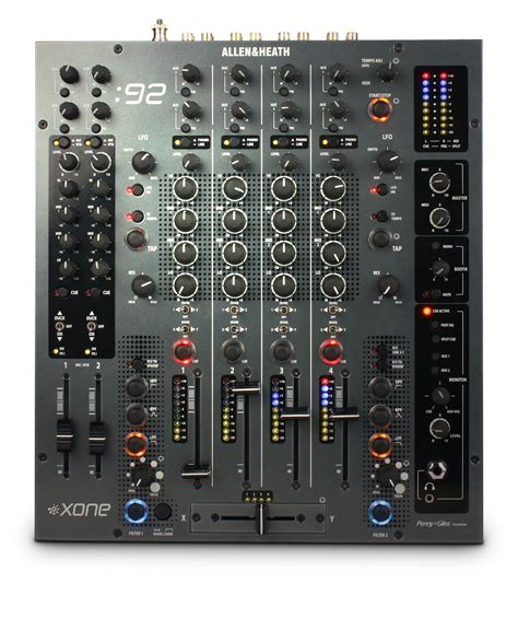 Mixer Allen Heath 8 Channel xone 92 allen heath