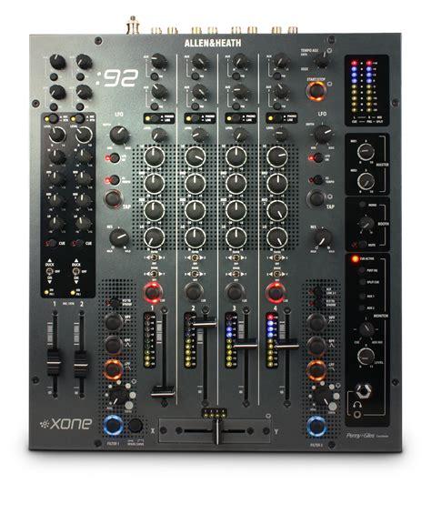 Mixer Allen Heath 6 Channel xone 92 allen heath