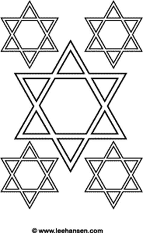 printable star of david pictures printable jewish star calendar template 2016