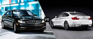 2014 mercedes c class vs 2014 bmw 4 series