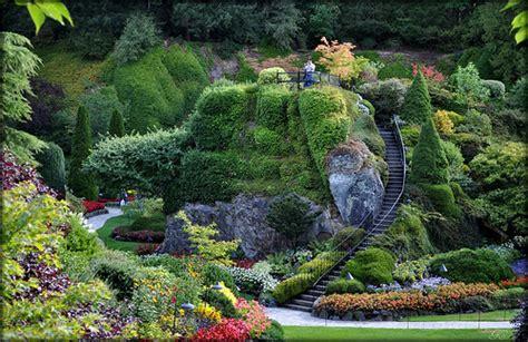 butchart gardens vancouver island flickr