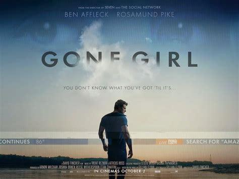 quotes film gone girl review dan sinopsis film gone girl 2014 nama film