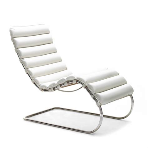 chaise design mies der rohe mr chaise modern furniture palette