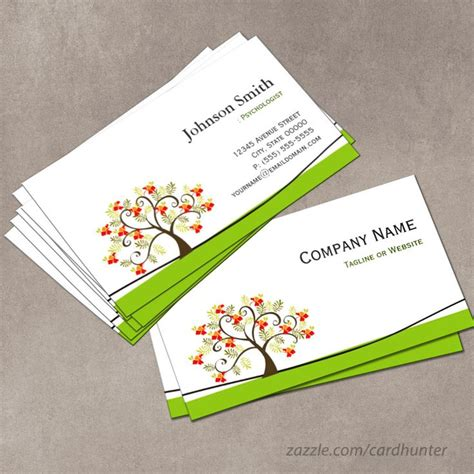 psychologist business card template 73 best business cards images on carte de
