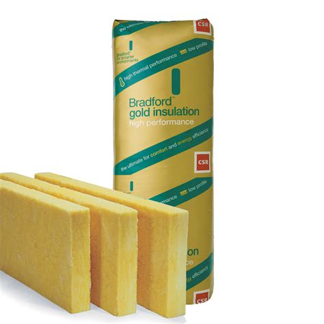 Acoustic Ceiling Insulation by R7 0 430mm Gold High Performance Ceiling Insulation