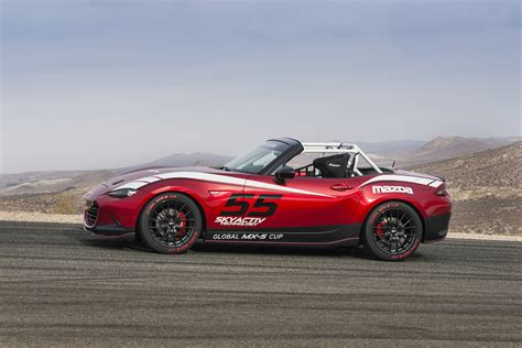 global cup mazda announces new global mx 5 cup race series at sema