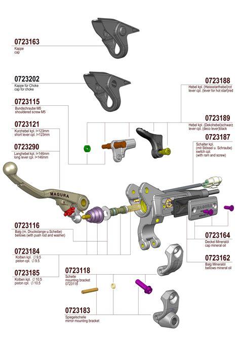 Motorrad Umbau Auf Hydraulische Kupplung by Cross Center International Hymec Crf 150 08