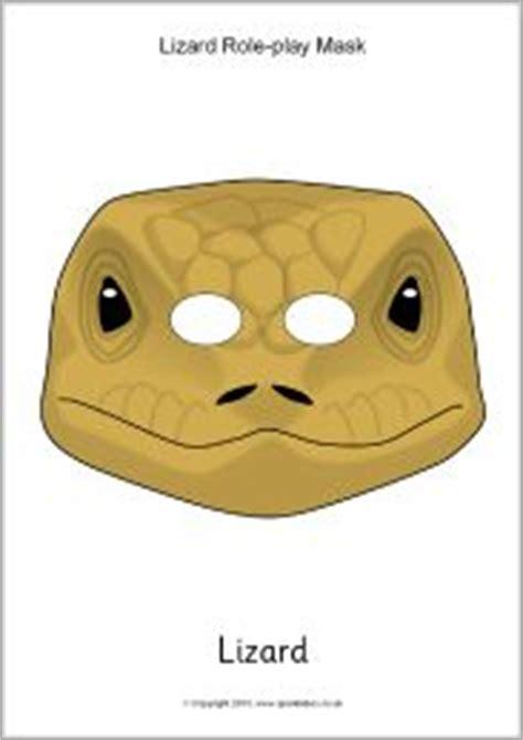 printable lizard mask template printable masks on pinterest 136 pins