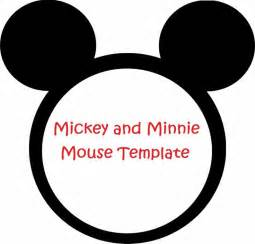 free mickey mouse template mickey mouse template free mickey mouse invitation