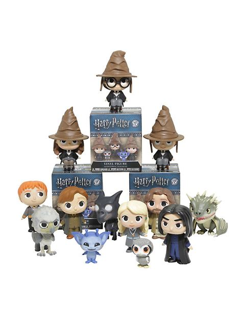 Mystery Minis Harry Potter funko harry potter mystery minis series 2 blind box vinyl figure topic exclusive topic
