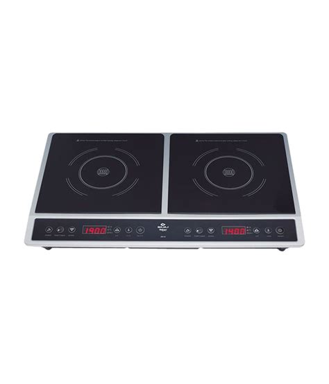 induction cooker reconnect bajaj majesty icx 10 dual induction cooker price in india buy bajaj majesty icx 10 dual