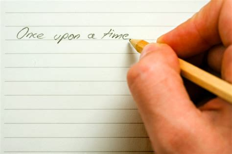 writing a story change your story change your