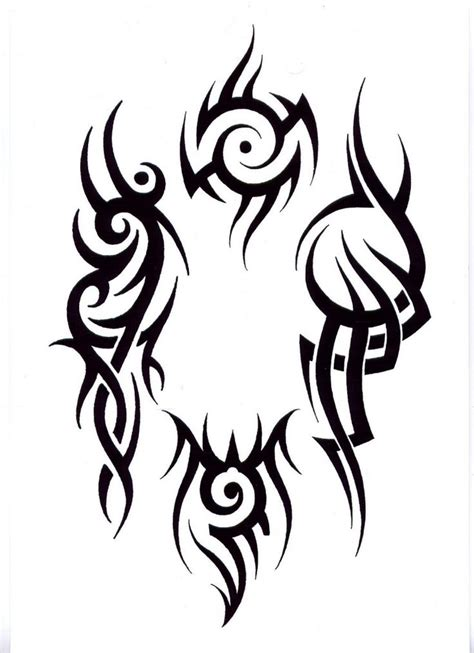 band tribal tattoos best 25 tribal arm tattoos ideas on tribal