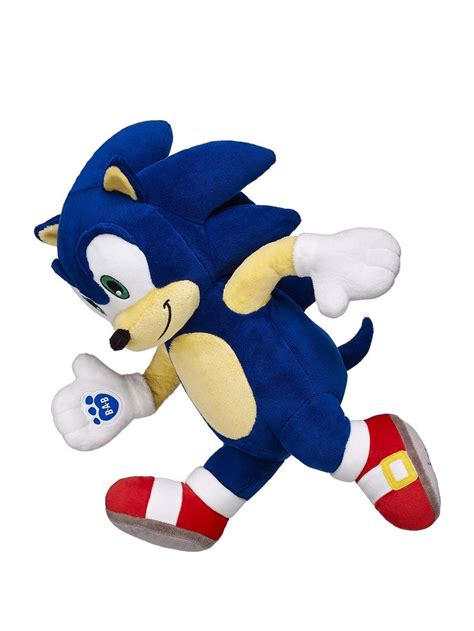 sonic plushies sonic and tails build a plushies now available