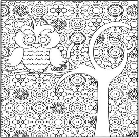 coloring book for advanced coloring pages for tweens detailed designs patterns zendoodle animals horses colts practice for stress relief relaxation books coloring pages coloring pages for teenagers