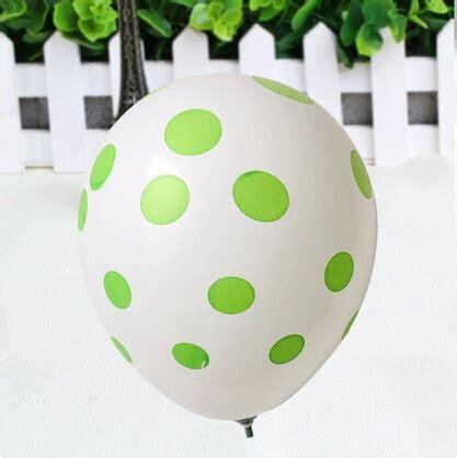 Sale Balon Polkadot Stik 12 inch polka dot balloons printed balloons for sale on balloonsale us