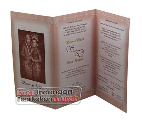 Kartu Undangan Pernikahan Order Romadona 10 ide membuat kartu undangan pernikahan murah unik elegan dan berkwalitas untuk pesta anda