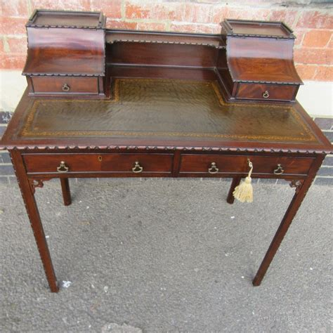 mahogany ladies writing desk antique mahogany ladies writing desk antiques atlas